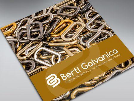 Comunicazione per Berti Galvanica