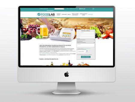 Sito per CDR-FoodLab