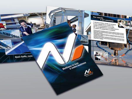 Brochure Neongolfo