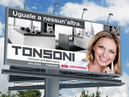 Comunicazione per Tonsoni
