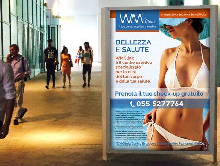 Campagna promozionale WM Clinic