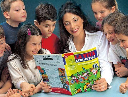 Campagna Vita scolastica per Giunti Editore