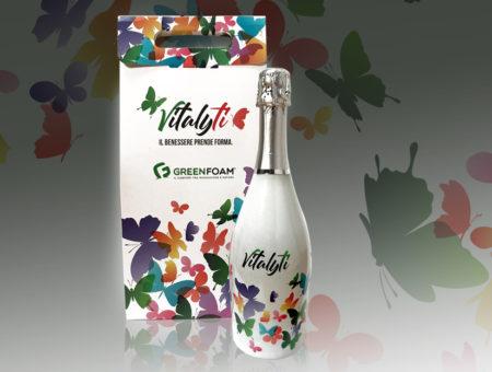 Packaging Green Foam